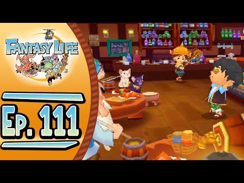Fantasy Life :: # 111 :: The Master Angler!!!