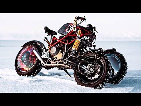15 Weirdest Monster Motorcycles in the World