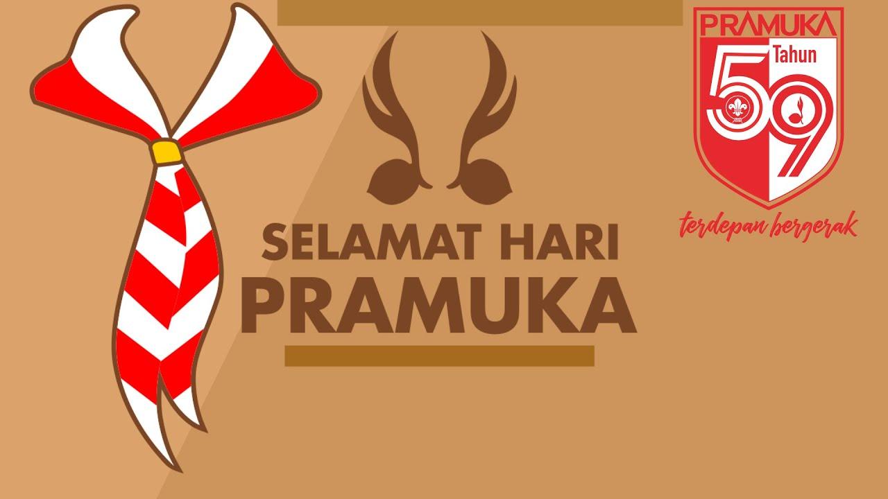 Logo Hut Pramuka Ke 59 Tahun 2020
