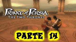 Prince of Persia: I Due Troni Walkthrough ITA Parte 14