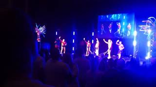 Cary Super Skippers perform at YMCA youth Rally