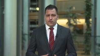Tomáš Zdechovský k problému rozmachu užívání drog v Evropě