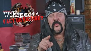 Vinnie Paul - Wikipedia: Fact or Fiction?