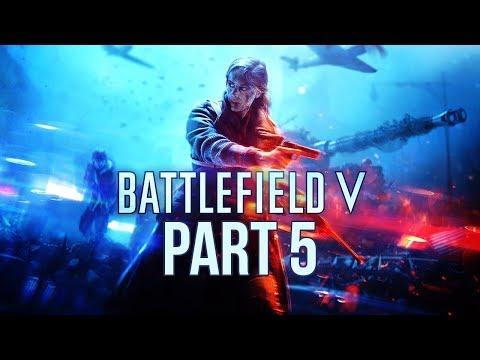 "Battlefield 5 - War Stories - Let's Play - Part 5 - ""The Last Tiger"" | DanQ8000 thumbnail"