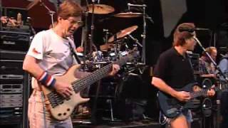 "Grateful Dead Perform ""Cold Rain and Snow"" RFK 91 (High Quality)"