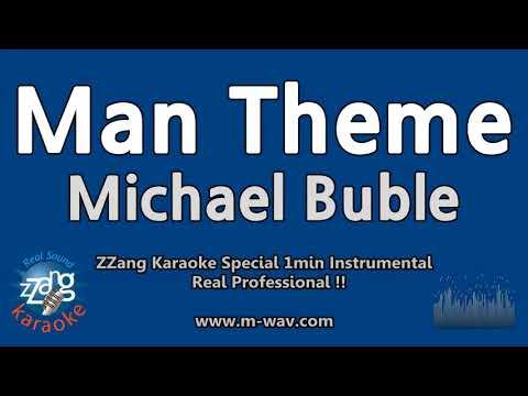 Michael Buble-Spider-Man Theme (Junkie XL Remix) (1 Minute Instrumental) [ZZang KARAOKE]