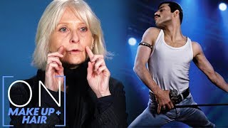 Jan Sewell on Turning Rami Malek into Freddie Mercury for Bohemian Rhapsody | On Make Up and Hair