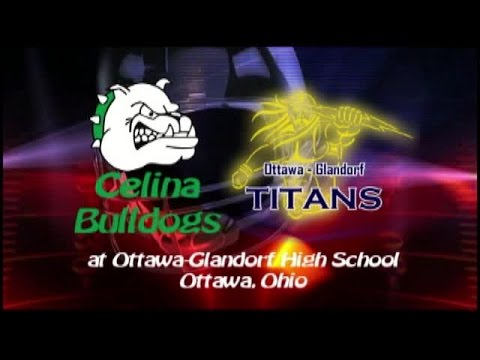 Celina Bulldogs at Ottawa Glandorf Titans 9 27 2002