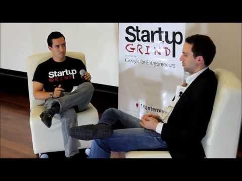 Jorge Gonzalez (Sidengo) at Startup Grind Monterrey