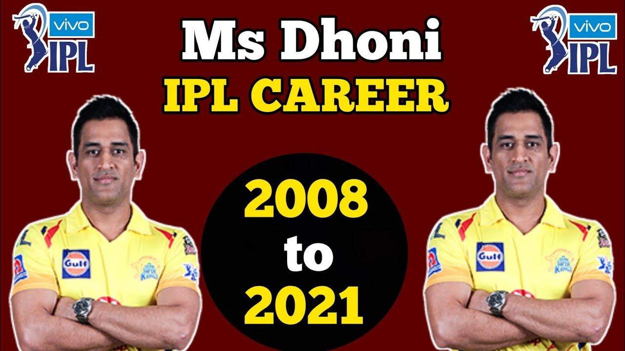Ms Dhoni IPL Career | Ms Dhoni IPL Batting | Ms Dhoni IPL 2021 | Ms Dhoni | Ms Dhoni IPL Records