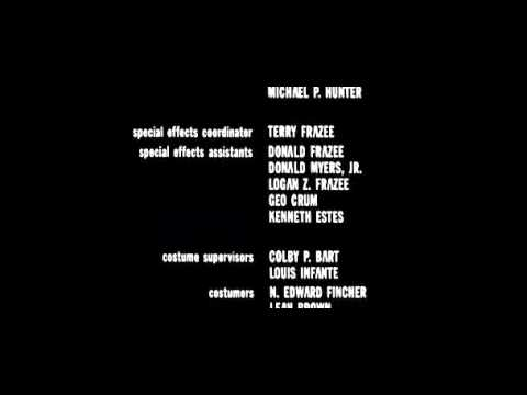 Point Break - Ending scene and credits
