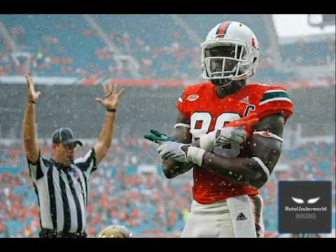 David Njoku is the best tight end in the 2017 NFL Draft Class (and it