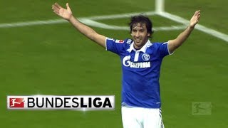 Raul - Top 5 Goals