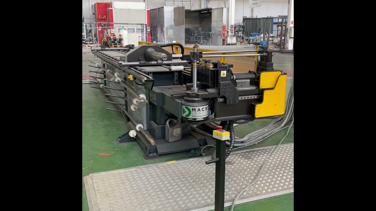 Download Macri Italia Provar 65 UD-6 (2018) Bending Machine