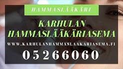 Hammaslääkäri Kotka - Karhulan Hammaslääkäriasema - 05266060