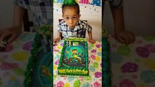 Video Happy 5th Birthday Ben-10 Cake! download MP3, 3GP, MP4, WEBM, AVI, FLV Agustus 2018