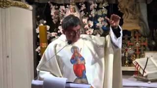 Ks. Piotr Natanek - Kazanie o Tajemnicy Mszy Świętej wg. św. Ojca Pio 24.07.2013