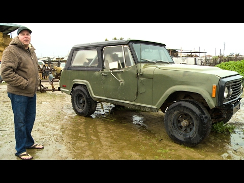 Thumbnail: Freiburger's Newest Toy: The Jeepster - Roadkill Extra Free Episode