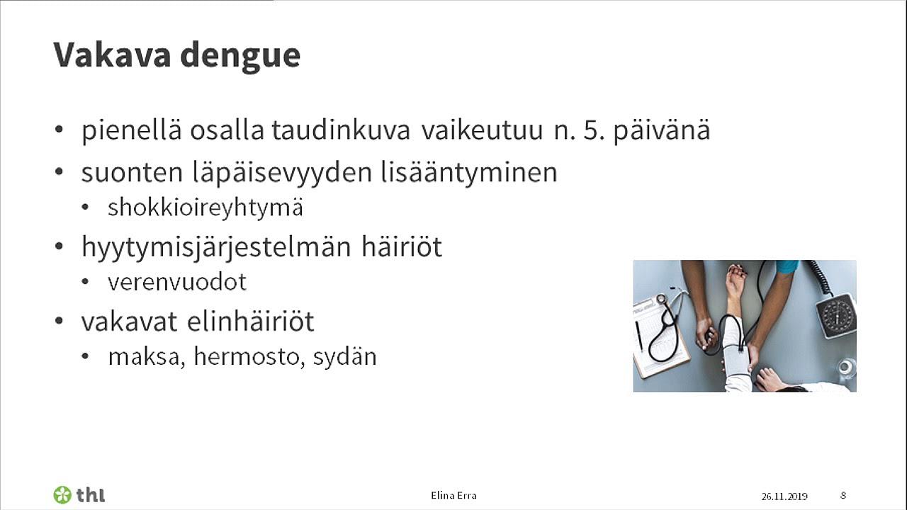 Dengue Kuume