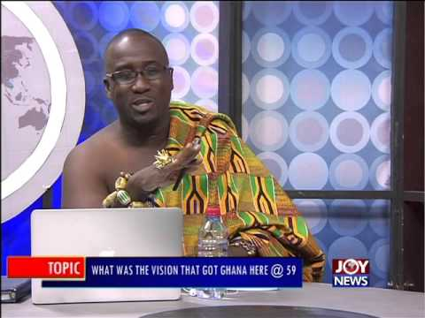 Vision That Got Ghana to 59 - PM Express on Joy News (7-3-16)