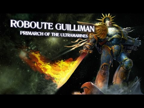 The Gathering Storm: Roboute Guilliman