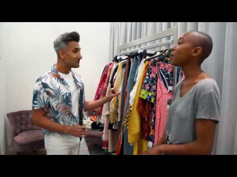 We Got Queer Eye's Tan France To Give Us A Topshop Makeover