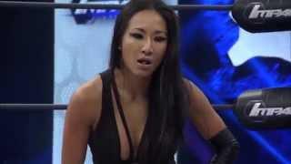 World Title Series Match - Gail Kim vs Brooke (10/7/15)