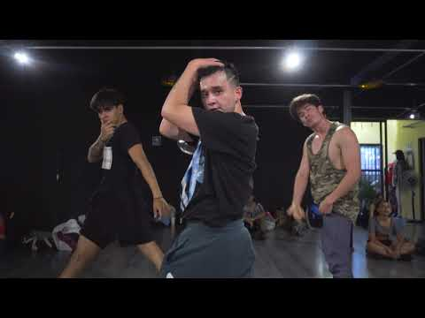 Daddy Yankee & Nore & Nina Sky- Oye mi canto- coreografía / Lizenka Simonne