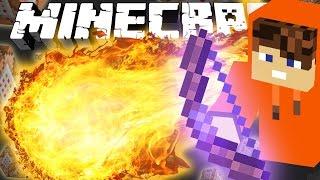 ПРИЗЫВАЙ МЕТЕОРИТЫ С ПОМОЩЬЮ ЛУКА! [Команды для Minecraft]