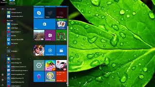 Tips dan Trik Windows 10 Merubah menu suka suka anda