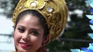 BEAUTIFUL GIRLS OF SINULOG FESTIVAL, CEBU PHILIPPINES, TRAVEL...