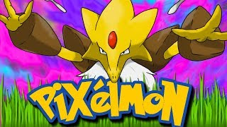 """Crew Pixelmon Season 2! - """"ROLE PLAY TIME!"""" - Part 7 (Minecraft Pokemon Mod!)"""