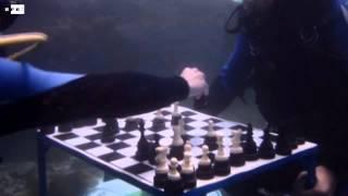 Motril juega al ajedrez submarino en torneo único en Europa