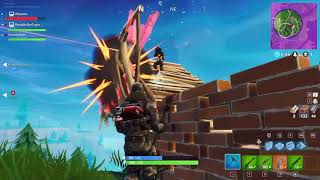 Impulse Grenade TROLL On Fortnite!! FUNNY CLIP