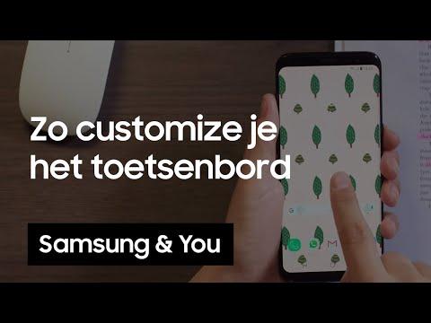 hoe customize je het toetsenbord van je telefoon android aamp you