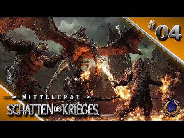 CIRITH UNGOL ⚔️ Let's Play MITTELERDE - SCHATTEN DES KRIEGES #04