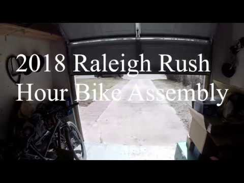 2018 Raleigh Rush Hour Part One (Assembly).