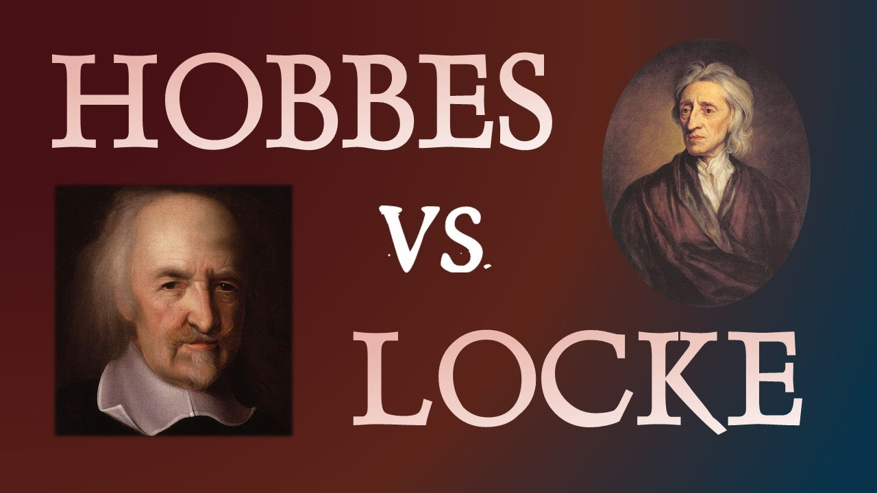 comparing descarte and john locke ideas Compare and contrast descarte compare and contrast descarte's rationalism and hume's empiricism one of the it is nevertheless applicable to cartesian ideas.