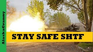 Preppers What Not To Do In Disasters - Prepping SHTF