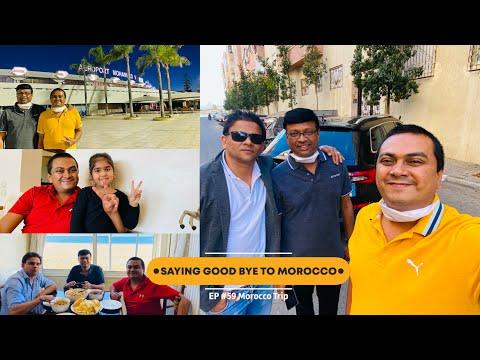 EP #59 - Goodbye Morocco !! ഒരു വിടപറയൽ വീഡിയോ 😢