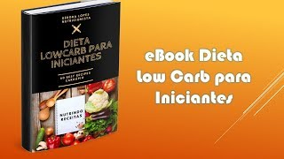 G1- EBook Dieta Low-Carb para Iniciantes Download pdf