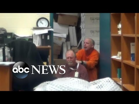 Arizona Department of Corrections releases video of prison hostage situation