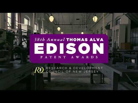 Rutgers University R&D Council Of NJ 2017 Edison Patent Award Winner