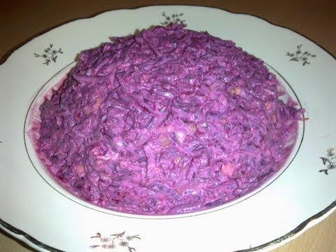 Бурачный салат или что можно приготовить из свеклы