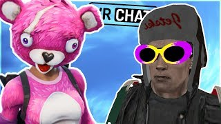 [VRChat] FORTNITE WORLD IN VRCHAT + WE BECOME BARTENDERS!