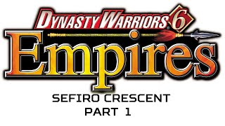Let's Play Xbox 360: Dynasty Warriors 6 Empires (Part 1)