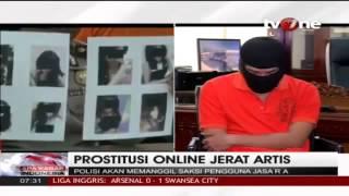 Pengakuan Robby Abbas (RA) Mucikari Prostitusi Online Para Artis