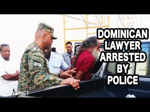DOMINICAN LAWYER HENRY SHILLINGFORD VS DOMINICA POLICE