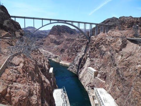 Hoover Dam Accessibility Video for Wheelchairs, Seniors and Strollers Travel