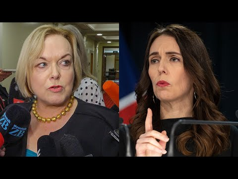 PM Jacinda Ardern And Judith Collins Face Off In Parliament | Nzherald.co.nz